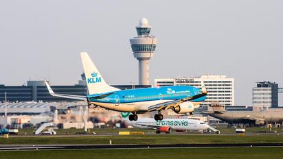 PH-BGE - KLM Boeing 737-700