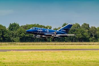 G-FRAS - Cobham Aviation Dassault Falcon 20