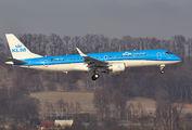 PH-EXF - KLM Cityhopper Embraer ERJ-190 (190-100) aircraft