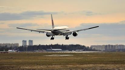 B-2067 - Air China Boeing 777-200ER