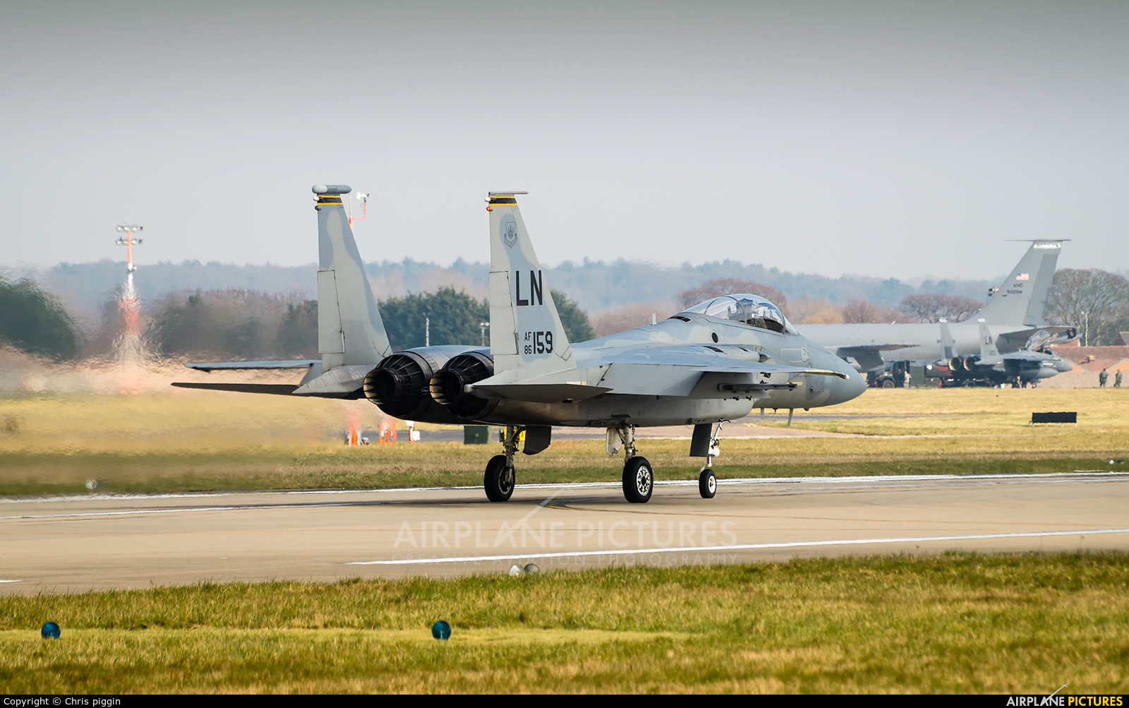 USA - Air Force 86-0159 aircraft at Mildenhall