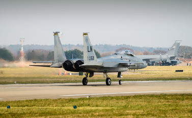 86-0159 - USA - Air Force McDonnell Douglas F-15C Eagle