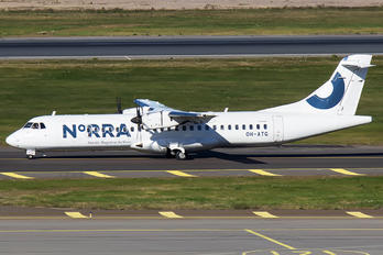 OH-ATG - NoRRA - Nordic Regional Airlines ATR 72 (all models)