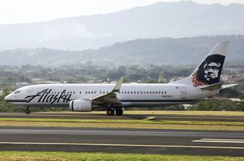N583AS - Alaska Airlines Boeing 737-800