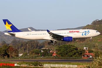 EC-MHL - Air Europa Airbus A330-300