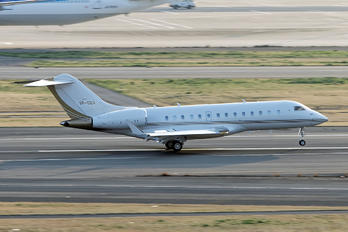 VP-CES - Private Bombardier BD-700 Global 5000