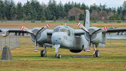 12188 - Canada - Air Force Grumman S-2 Tracker