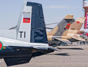 09 - Morocco - Air Force Hawker Beechcraft T-6C Texan II