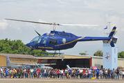 HR-PNW - Honduras - Policia Nacional Bell 206B Jetranger aircraft