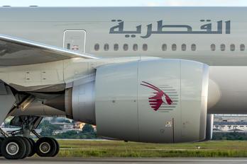 A7-BEH - Qatar Airways Boeing 777-300ER