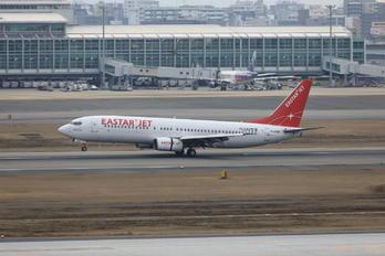 HL8029 - Eastar Jet Boeing 737-800