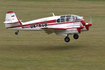 OK-KGB - Private Aero Ae-45