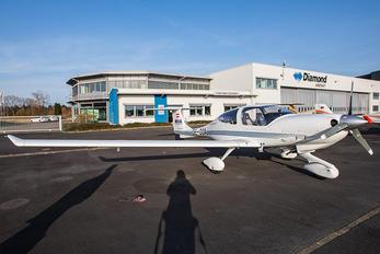 OE-DQA - Rhein-Main Aviation Diamond DA 40 Diamond Star