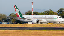 TP-01 - Mexico - Air Force Boeing 787-8 Dreamliner aircraft