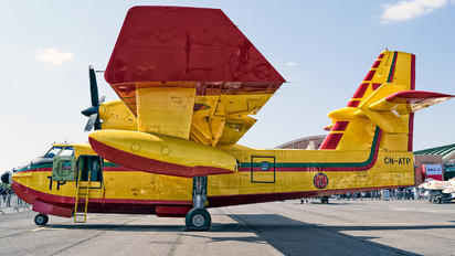 CN-ATP - Morocco - Air Force Canadair CL-415 (all marks)