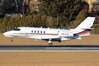 CS-LTA - NetJets Europe (Portugal) Cessna 680A Latitude