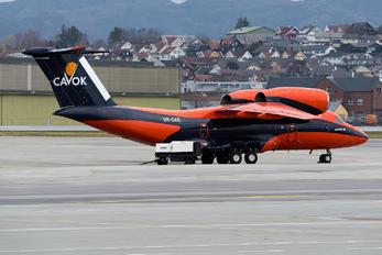 UR-CKC - Cavok Air Antonov An-74