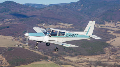 OM-FOO - Aeroklub Očová Zlín Aircraft Z-43