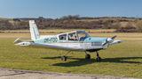 Aeroklub Očová Zlín Aircraft Z-43 OM-FOO at Očová airport