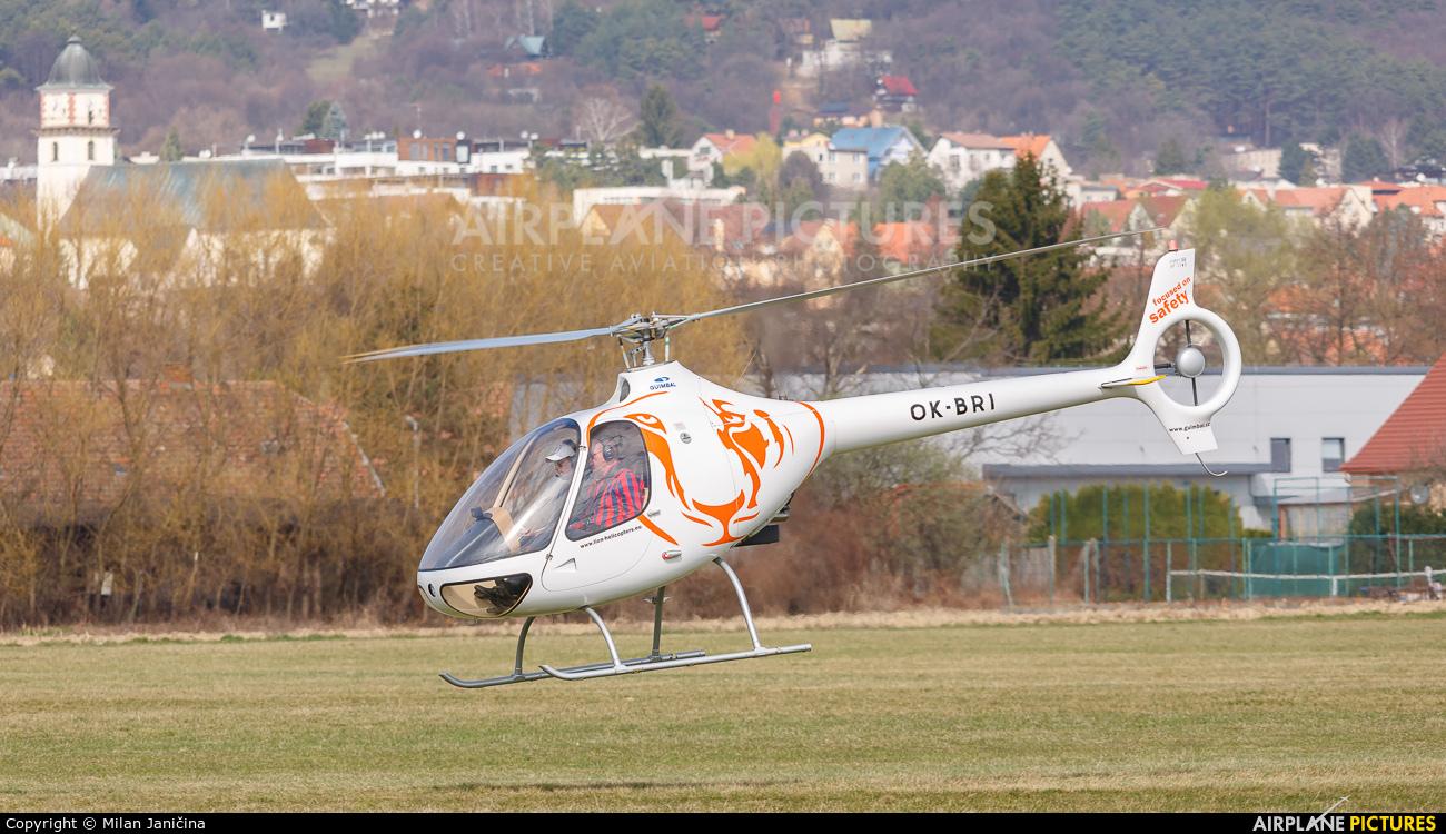 Private OK-BRI aircraft at Prievidza