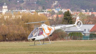 OK-BRI - Private Guimbal Hélicoptères Cabri G2