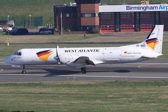 SE-MHD - West Air Sweden British Aerospace ATP
