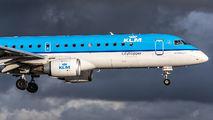 PH-EZW - KLM Cityhopper Embraer ERJ-190 (190-100) aircraft