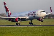 C-FIYA - Air Canada Rouge Boeing 767-300ER aircraft