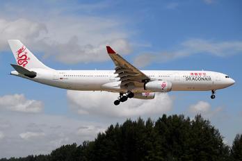 B-HYJ - Cathay Dragon Airbus A330-300