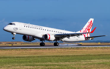 VH-ZPO - Virgin Australia Embraer ERJ-190 (190-100)