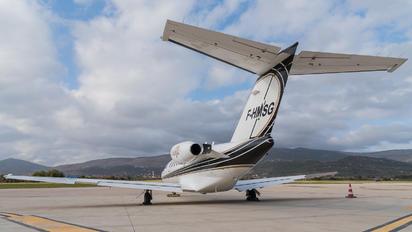 F-HMSG - Private Cessna 525A Citation CJ2