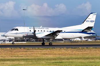 VH-VEP - Corporate Air SAAB 340