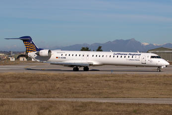 D-ACNB - Lufthansa Regional - CityLine Bombardier CRJ 900ER