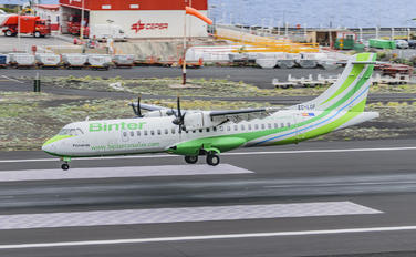 EC-LGF - Binter Canarias ATR 72 (all models)