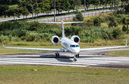 PR-WQY - Private Gulfstream Aerospace G-V, G-V-SP, G500, G550 aircraft
