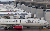 G-VNYC - Virgin Atlantic Airbus A330-300 aircraft