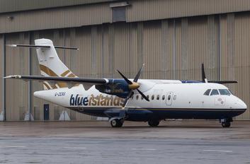 G-ZEBS - Blue Islands ATR 42 (all models)