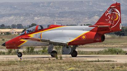E.25-28 - Spain - Air Force : Patrulla Aguila Casa C-101EB Aviojet