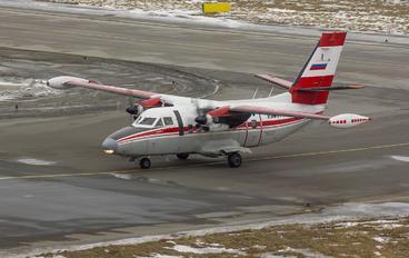 RA-67606 - 2nd Arkhangelsk Aviation Enterprise LET L-410UVP-E Turbolet