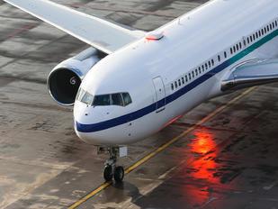 N767A - Saudi Aramco Aviation Boeing 767-200ER