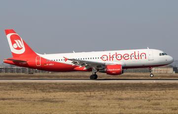 D-ABZJ - Air Berlin Airbus A320