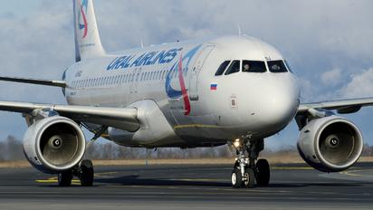 VQ-BDJ - Ural Airlines Airbus A320