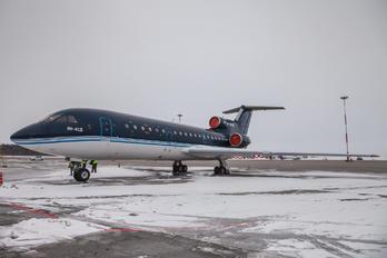 RA-42445 - Grozny Avia Yakovlev Yak-42