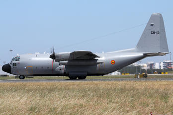 CH-13 - Belgium - Air Force Lockheed C-130H Hercules