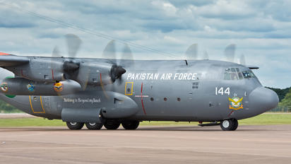 144 - Pakistan - Air Force Lockheed C-130B Hercules