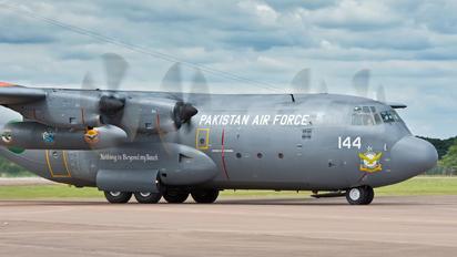 144 - Pakistan - Air Force Lockheed C-130B Hercules
