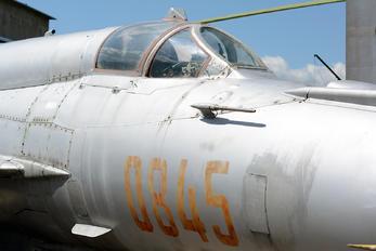 0845 - Poland - Air Force Mikoyan-Gurevich MiG-21bis