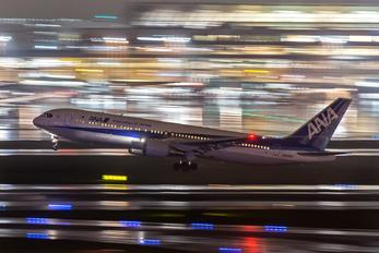 JA8360 - ANA - All Nippon Airways Boeing 767-300