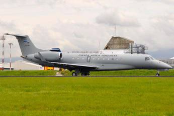 FAH-001 - Honduras - Air Force Embraer EMB-135BJ Legacy 600