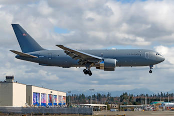 N842BA - USA - Air Force Boeing KC-46A Pegasus
